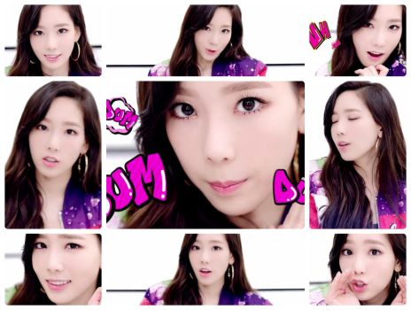 [120215] PHOTOPACK TAEYEON (SHAKE THAT BRASSS) by bss-sone