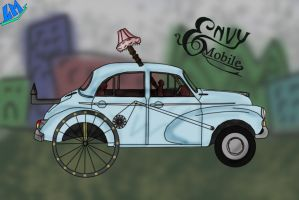 The Envy Mobile by marballz