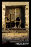 Forgotten Window Two by Mayanita