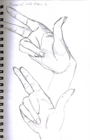 Hands study 7 by waterfish5678901