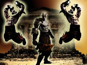 Kratos Backround