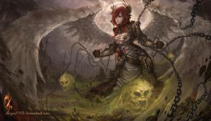 Hell Angel by shizen1102