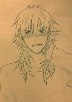 What you got  on your neck, Aoba? by mikai02