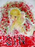 Sin by lamarble