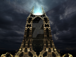 The New Cathedral by surrealista1
