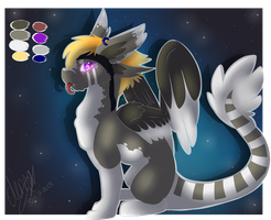 USD Monk Dragon Adoptable SOLD by BlueGriffyon