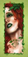 Poison Ivy by hoganvibe