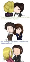 My Doctor Who Ships+Quotes by MissMayHirai