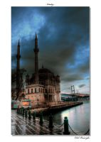 Ortakoy Cami'i by Celal61