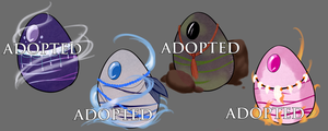 Female Quaggarian Adoptables Round 1: ALL GONE by XNedra22