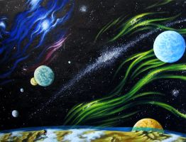 Planets by Samael-SH0-to-5