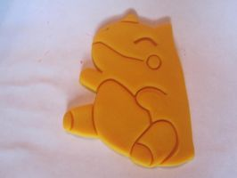 Substitute Doll Cookie Cutter 01 by B2Squared