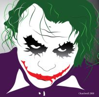 Joker by TheArtofChurchwell