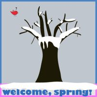 Welcome, Spring? by quasigeek