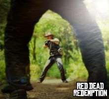 Red Dead Redemption Alive in Real Life by Stevefucx