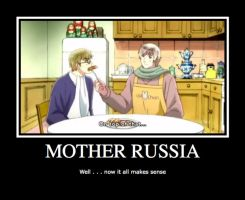 Mother Russia Demotivational Poster by neo-chan7