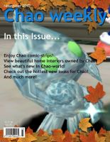 Chao weekly by Arrancaropenaccount