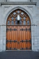 Door of Notre Dame by morbiusx33