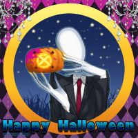 Happy Halloween: the Arrival by m2fslide