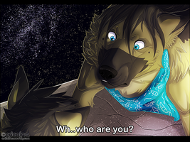 .:Who are you?:. by Chrizka
