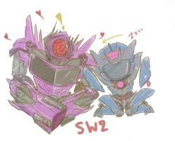 TFP ~ SW2 Faceless Love 1 by Vipery-07