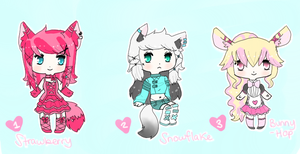 Adopts 9 (OPEN) 1USD by Lovely-Watson