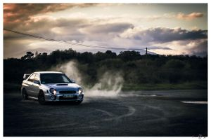 Subaru drift II by smaccks