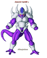 Cooler Forme 3 by evilmaginakuma