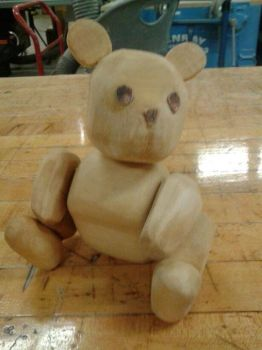 Wooden toy project by Sabhira