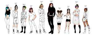 Krithtine Height Chart by Narkootikumid
