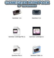 GameGear Pack version 1 by battousai90