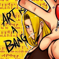 .:ArT iS a BaNg:. by Tabe-chan