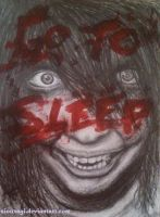 Jeff the Killer by siouxagi