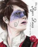 Ryan Ross - Panic at the disco by MelindaPhantomhive