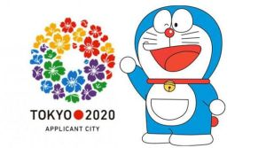 Doraemon En Tokio 2020 by Isabellalovebarce