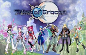 Tales of Graces Group WP by oathkeeper9918