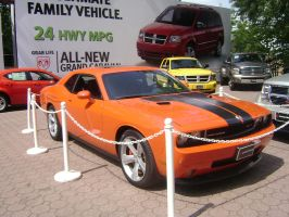 2009 Dodge Challenger by LittleBigDave