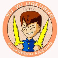 yuyu hakusho pin series no 2 by buseiohtaki