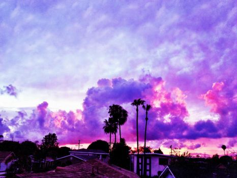 the Sky Looks Different Today... by Swaagg
