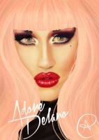 Adore Delano by Skeleton-Guns