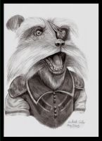 """Sir Didymus from Labyrinth"" by OverlordMortiroth"