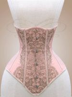Underbust Corset 'Rosa' by v-couture-boutique