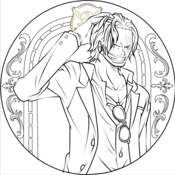 One Piece Yakara Can Badge 9th Editon PARTY! #5 by Bloommagic