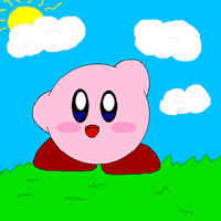 Kirby. by Sonic-