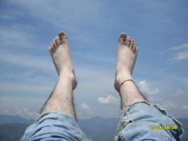 Pies Foot by yaschua