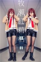 Steins Gate_Kurisu by hybridre