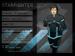 Fighter - Apollo by BeefxCake