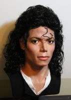Another Bad MJ bust finished! Part 10? angle 3 by godaiking