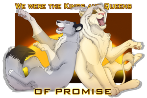 Kings And Queens by Mganga-The-Lion