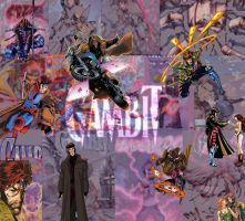 Gambit Collage by lishuss